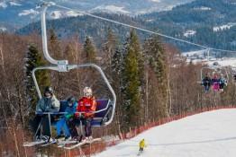 Wisła Atrakcja Stacja narciarska Stok Hotel