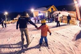 Szczyrk Atrakcja Szkoła narciarska Krasnal