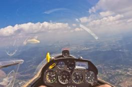 Bielsko-Biała Atrakcja Lot szybowcem Aeroklub Bielsko-Bialski