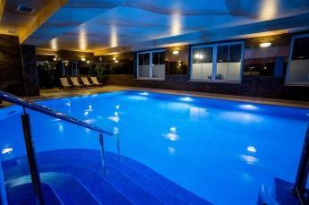 Szczyrk Atrakcja Basen Skalite Hotel