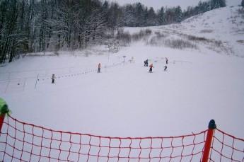 Szczyrk Atrakcja Stacja narciarska Beskidek