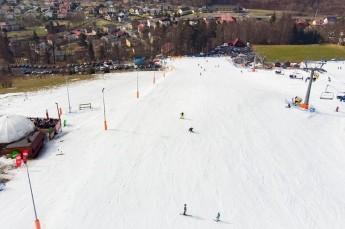 Wisła Atrakcja Stacja narciarska Nowa Osada