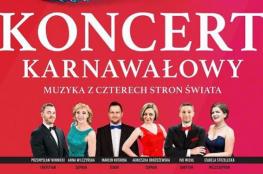 Kęty Wydarzenie Koncert Koncert Karnawałowy
